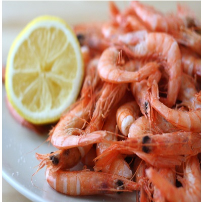 Tiger Prawns (With Tail & Head)